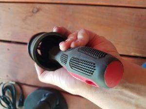 sump pump open check valve