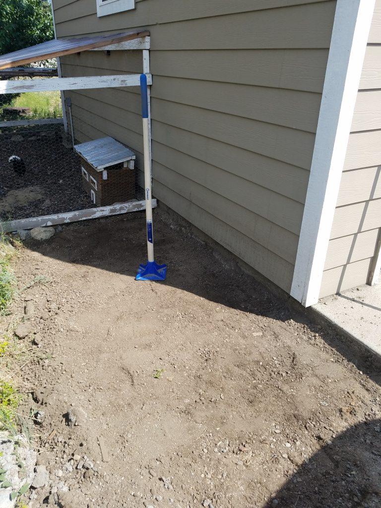 Tamper Concrete Prep