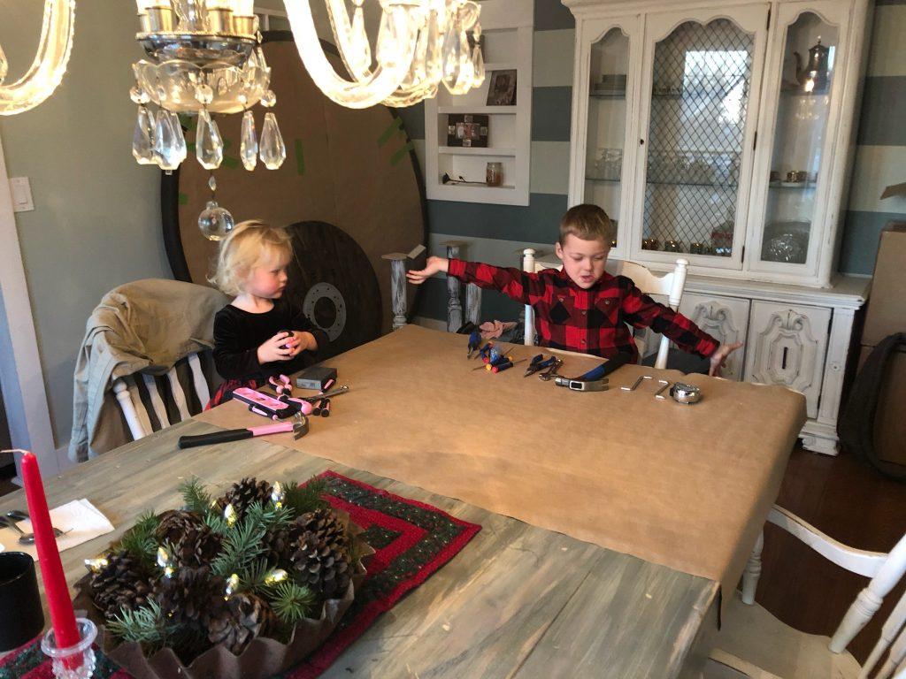 kids tools, kids wood projects
